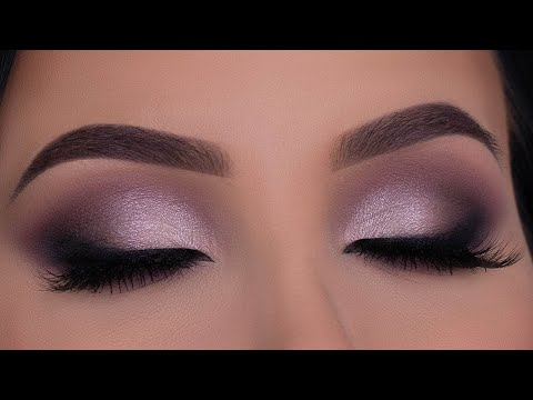 HOW TO: Holiday Smokey Eyes Makeup Tutorial | Subtle Holiday Glam