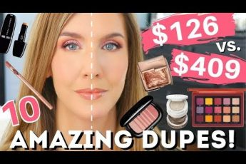 10 AMAZING Makeup Dupes That BEAT High End Products | 2019