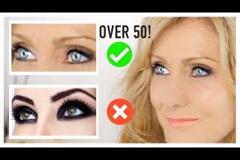 Smokey Eye Tutorial For Mature Eyes | Fabulous50s!