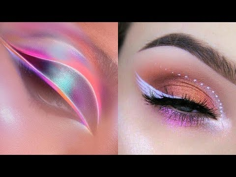 Natural Eyeshadow Tutorial | Glam Eye Makeup Tutorial | Makeup Tutorial for Beginner Part 18