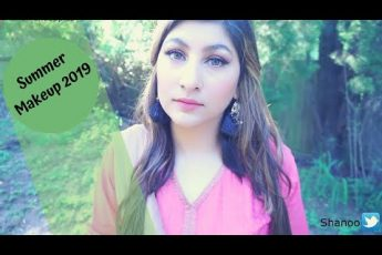 Summer Makeup 2019 ||  Pakistani makeup tutorial in urdu