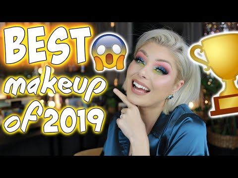 The BEST Makeup & Beauty of 2019