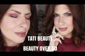 TATI BEAUTY TEXTURED NEUTRALS FOR MATURE HOODED EYES USING POET