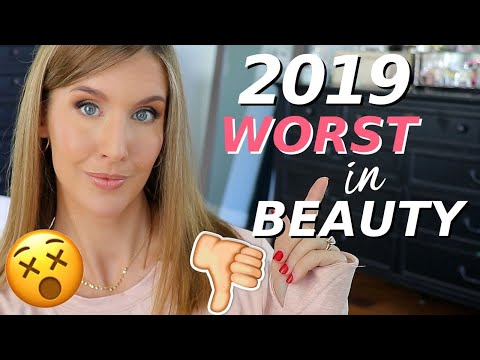 WORST IN BEAUTY 2019 | Most Disappointing Makeup of 2019