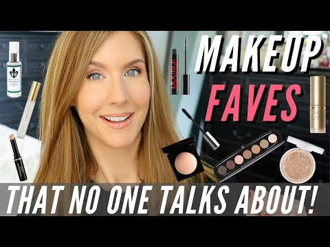 HOLY GRAIL Makeup Products That Are TOTALLY UNDERRATED | 2019