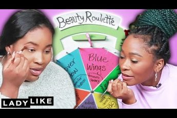 Freddie and Friends Try Luxury Makeup Looks With A Makeup Artist • Beauty Roulette • Ladylike
