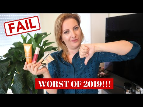 WORST MAKEUP AND BEAUTY PRODUCTS!!!