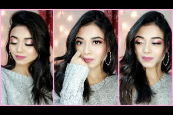 GRWM:New Years Eve Glam Makeup   Soft Glam Makeup Tutorial   Step by Step,for beginners