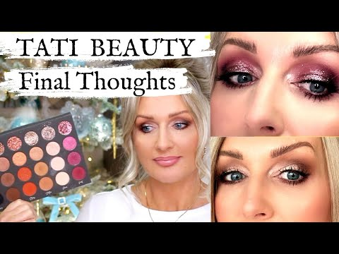 TATI BEAUTY – 2 More Looks and Final Thoughts
