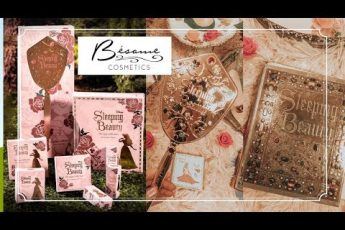 Besame Cosmetics Sleeping Beauty Collection