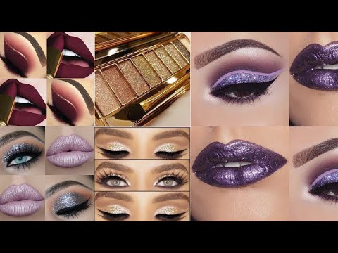 Smokey Eyes Makeup Ideas For Wedding 2020  /Party Makeup Designs 2020 /Simple Easy Way To Girls 2020