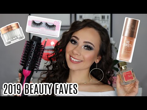 Beauty Favorites Of 2019!!! Non Makeup items 😍 Eyelashes, perfume, skincare STUFF