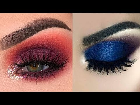 Natural Eyeshadow Tutorial | Glam Eye Makeup Tutorial | Makeup Tutorial for Beginner Part 9