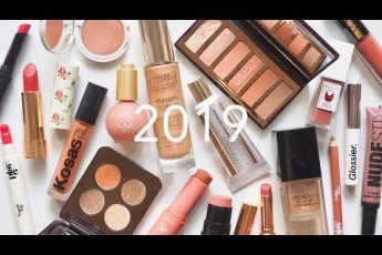 2019 Makeup Favourites | Best of Beauty