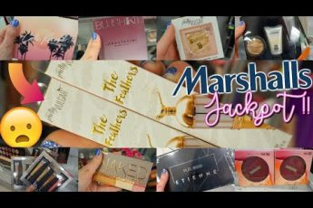 OMG PRETTY VULGAR AT MARSHALLS!! BUDGET BEAUTY  BUYS | HIGH END MAKEUP FOR CHEAP!