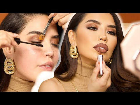 I DID MY MAKEUP ONLY USING FENTY BEAUTY  iluvsarahii