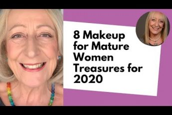8 Makeup Treasures Mature Women Will Love in 2020 – Start the Year with Some Sparkle!