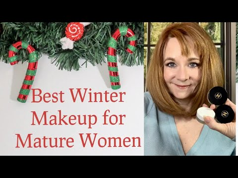 Winter Makeup for Dry Skin| Combination Skin| Over 40