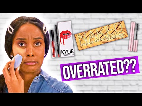 Testing The Most OVERRATED High-End Makeup?! (Beauty Break)