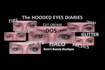 🌸HOODED EYES DIARIES🌸INFORMATIVE weekly series intro | HOODED EYES MAKEUP TUTORIAL | the basics