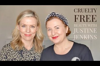 Cruelty Free Beauty with Justine Jenkins (Part 1)
