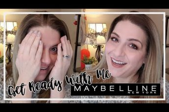 MAYBELLINE One Brand Full Face – Get Ready With Me!