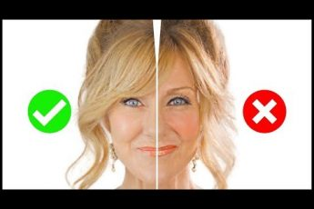 5 MAKEUP MISTAKES On Mature Skin Over 50   Fabulous50s!