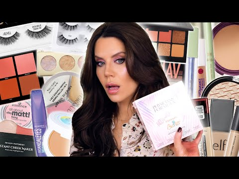 Best & Worst DRUGSTORE MAKEUP of 2019 … Save Your Money!