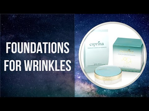 TOP 5 – Best foundations for wrinkles You Can Buy