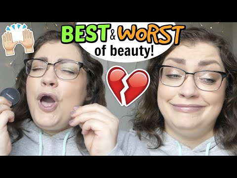 Best & Worst of Beauty: January 2020