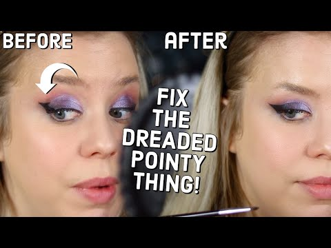 My New Hooded-Eye Hack for WINGED LINER