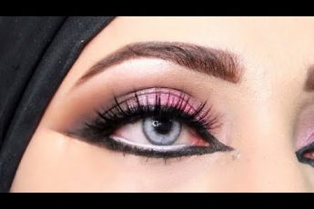 Mehak Malik Insipired Eye Makeup tutorial // how to Apply Cat Wing Liner