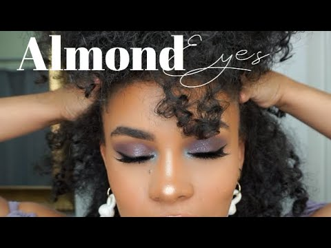 HOW TO: ALMOND SHAPE EYES MAKEUP 101 ( DETAILED)