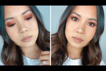 REVIEW + TUTORIAL | Profusion Cosmetics Amber Eyes + Brushes