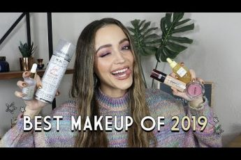 BEST/MOST USED MAKEUP OF 2019 | Yearly Beauty Favs