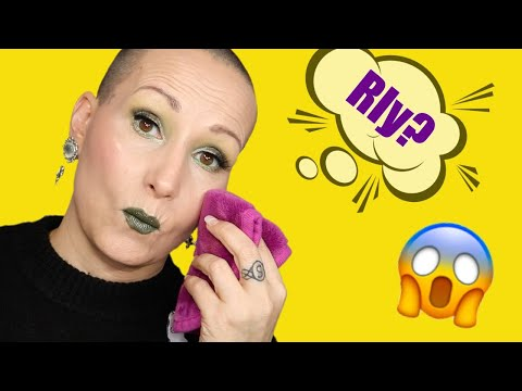 """APPLYING MY MAKEUP WITH A """"MAKEUP ERASER""""…Does it work? 