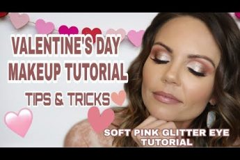 VALENTINES DAY MAKEUP TUTORIAL USING TATI BEAUTY TEXTURED NEUTRAL & KKW BEAUTY CLASSIC PALETTE