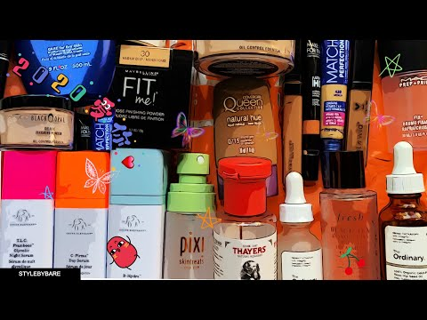 28 MINI REVIEWS ON PRODUCTS I USED UP / DECLUTTER COMPLETELY! BEAUTY, MAKEUP, SKIN CARE