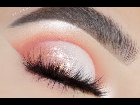 EVERYDAY GLAM EYE MAKEUP TUTORIAL