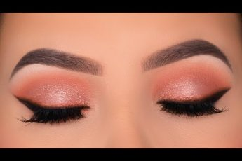 Soft and Easy Everyday Eye Makeup Tutorial