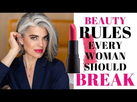 OUTDATED BEAUTY RULES WOMEN SHOULD BREAK | Nikol Johnson