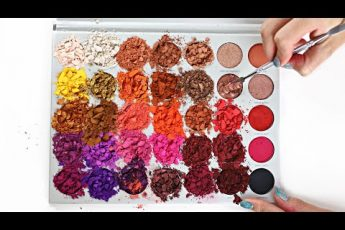 Jaclyn Hill x Morphe Volume II Palette | THE MAKEUP BREAKUP