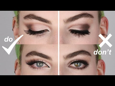 how I do my eyeshadow for hooded eyes (▰˘◡˘▰)