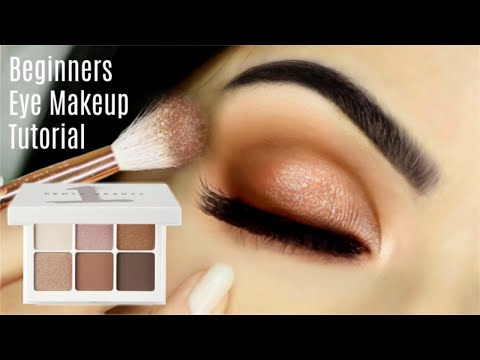 Beginners Eye Makeup Tutorial | How To Apply Eyeshadow | TheMakeupChair