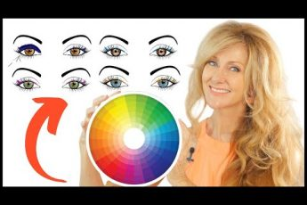 Makeup Tips For Mature Eyes | What Color Suits You Best